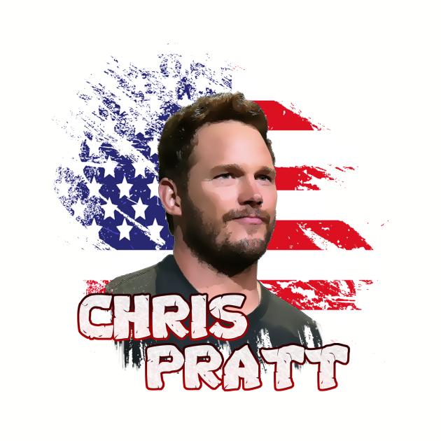 CHRIS PRATT  Okay But CHRIS PRATT Though dont thread on me