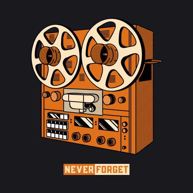 Classic Audio Recorder - Retro and Nostalgic