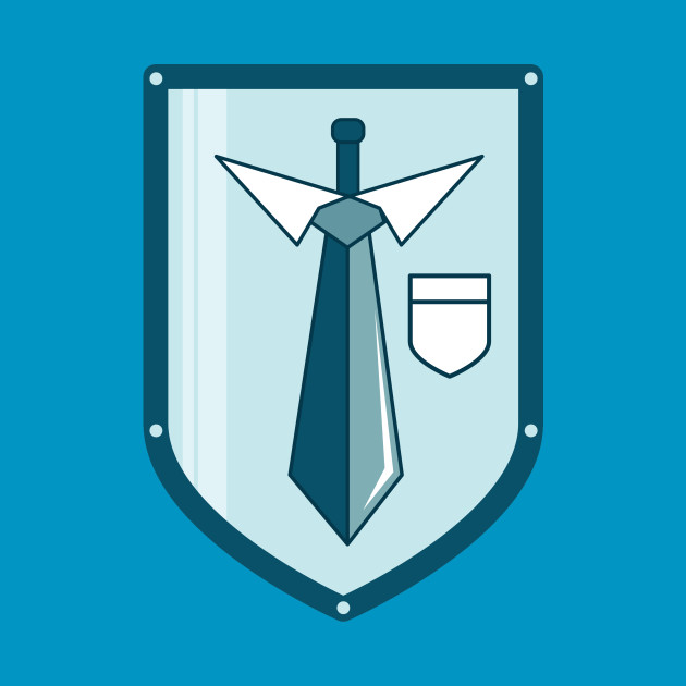 Shield and Tie