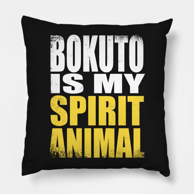 Bokuto is my Spirit Animal