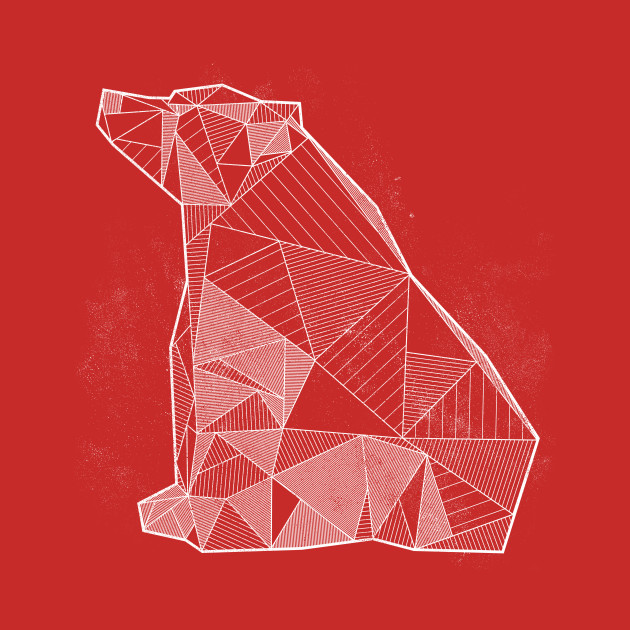 Geometric Nature - Bear