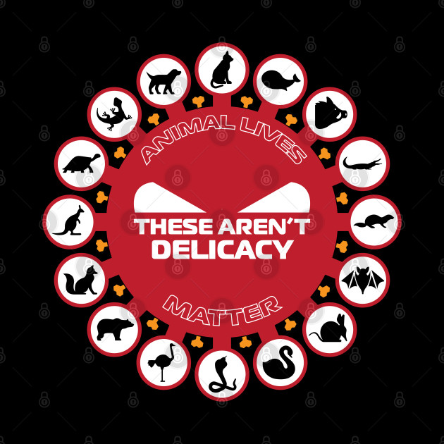 These Aren't Delicacy