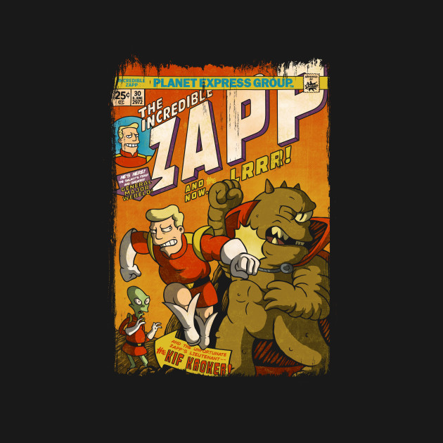 The Incredible Zapp!