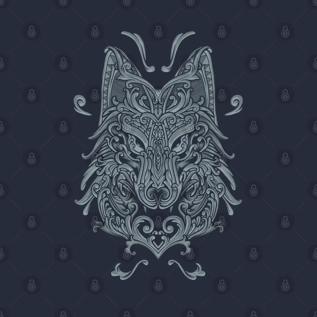 Ornate Fox