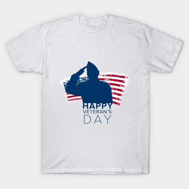 Veterans shirts us happy veterans 39 s day t shirt with us for Veteran t shirts patriotic t shirts
