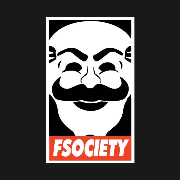 FSOCIETY - Logo