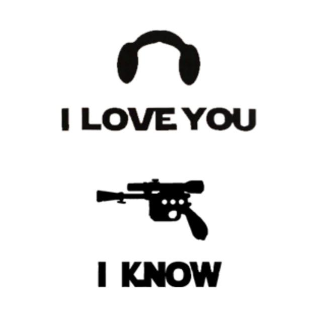 I Love You I Know Han Solo Pillow Teepublic