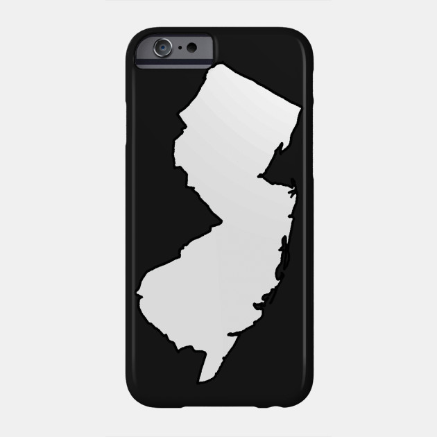New Jersey - Blank Outline