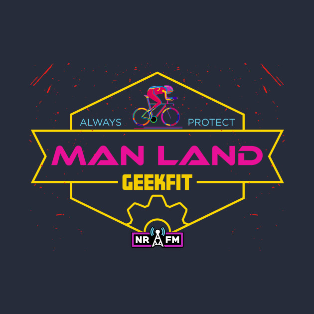 "Protect ""Man Land"" Tee"
