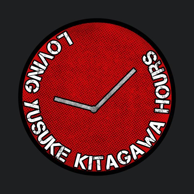Loving Yusuke Kitagawa Hours