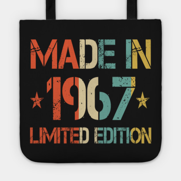 Made In 1967 50th Birthday 50 Years Old Men S