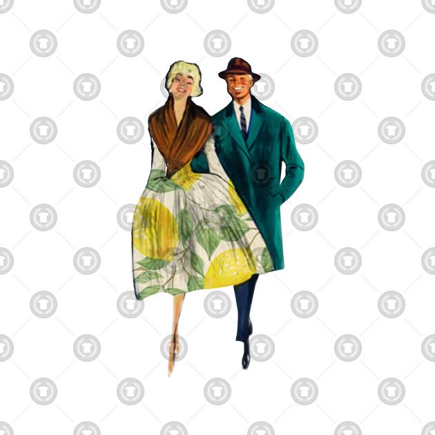 Valentines Day Couple Design