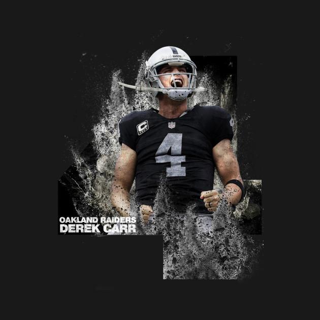 4 Derek Carr - Oakland Raiders