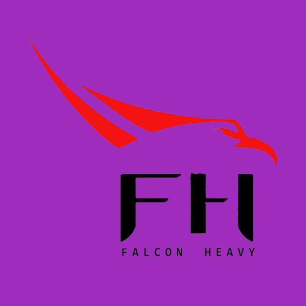 SpaceX Falcon Heavy logo