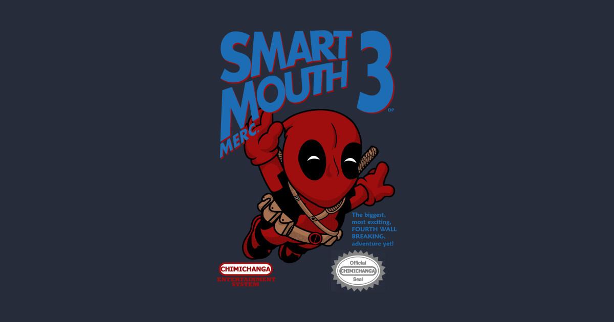Smart Mouth Merc. - Deadpool