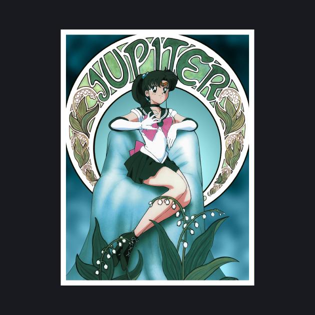 Takeuchi collection - Sailor Jupiter