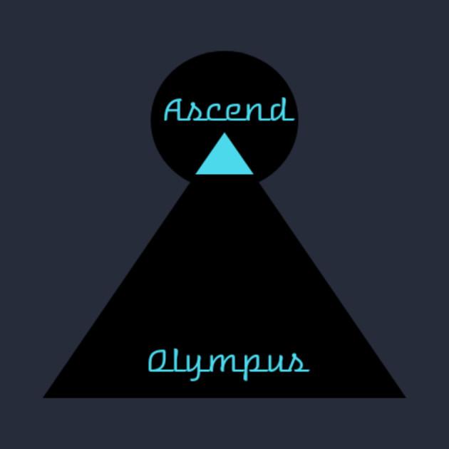 Ascend Olympus (black mountain)