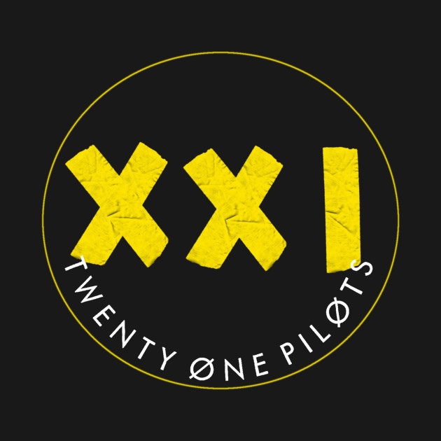 Twenty One Xxi Pilots Trench Era Twenty One Pilots T Shirt