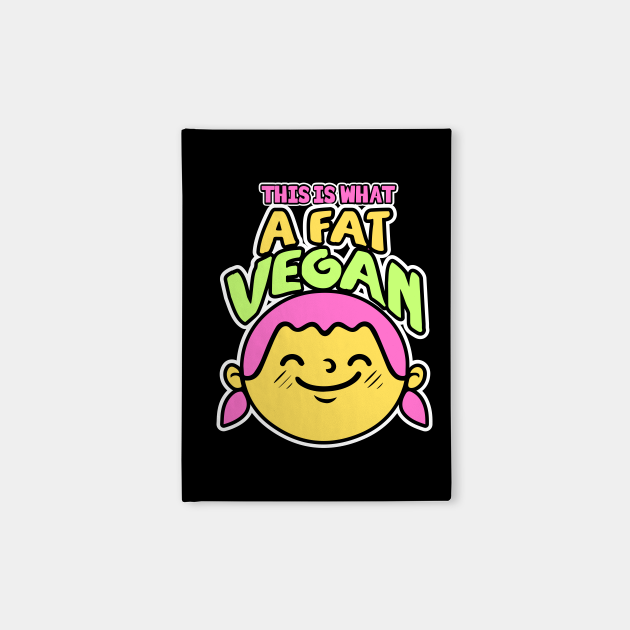 Funny Vegan Design Vegetarian