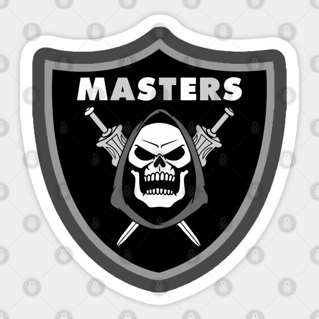 Master Universo Quadrinhos Desenhos Antigos Sticker Teepublic