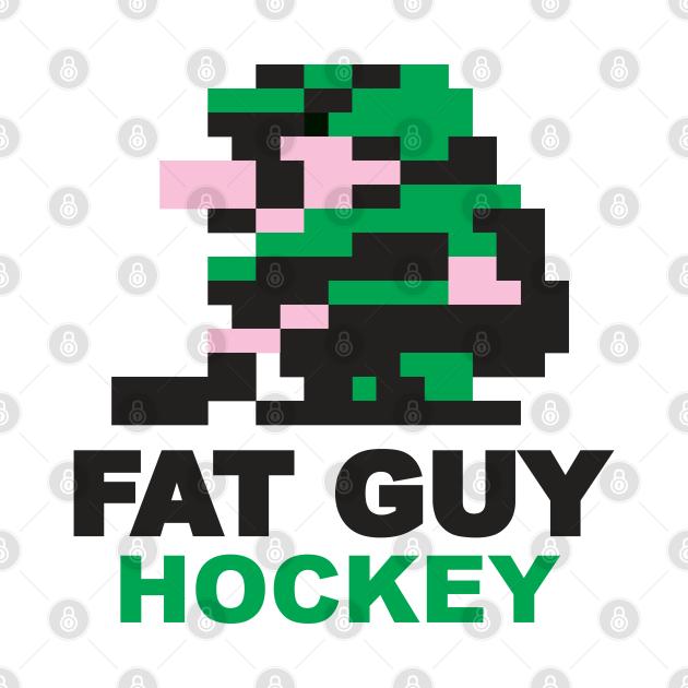 Fat Guy Hockey
