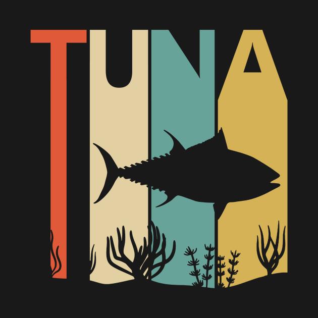 Vintage Tuna Fish Gift