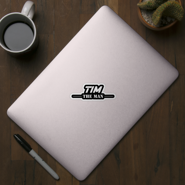 Tim The Man | Team Tim | Tim Surname
