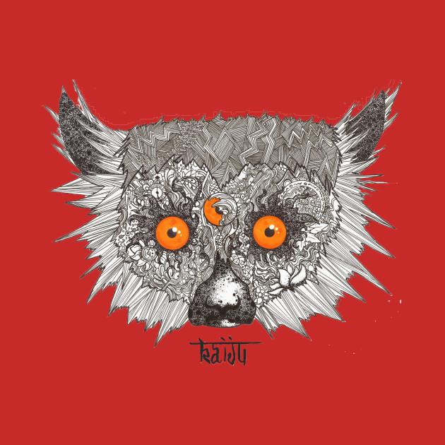 Doodle Lemur