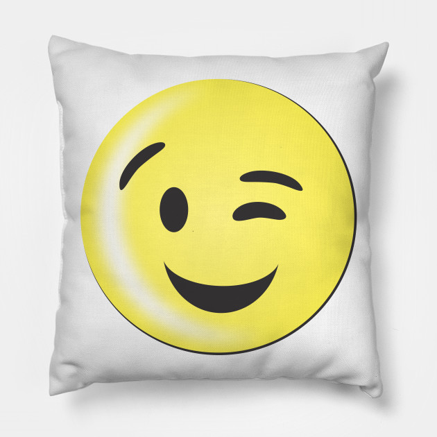 Cuscini Emoticon.Emoticon Confident Emoticon Confident Cuscino Teepublic It