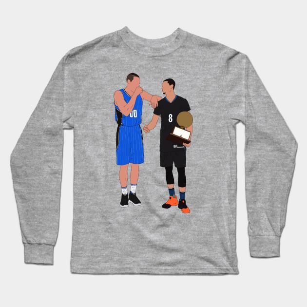 9e3a24c04 Aaron Gordon Adnd Zach LaVine - Aaron Gordon - Long Sleeve T-Shirt ...