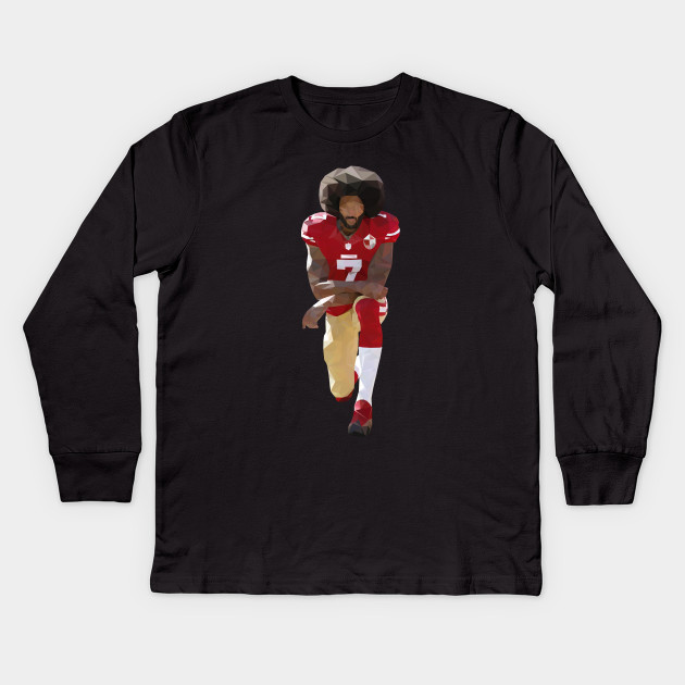 new products 8c7d0 16ac1 Colin Kaepernick Kneeling Low Poly