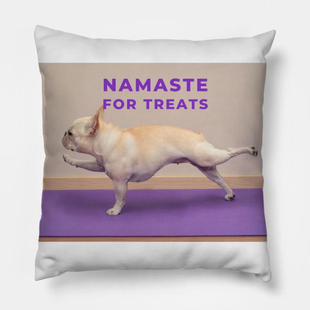 Namaste For Treats