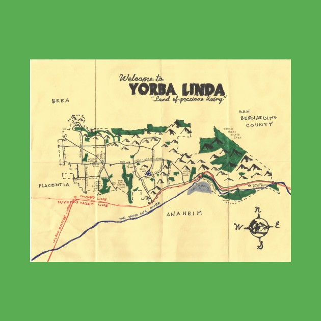 Yorba Linda by pendersleighandsonscartography on placentia map, san lorenzo map, linda cal map, covington map, gresham map, woodland map, linda ca map, ione map, kalamazoo map, sherman oaks map, whittier blvd map, oak view map, south los angeles map, elberton map, santa ysabel map, los alamitos map, san dimas map, claremont map, downey map, madison heights map,