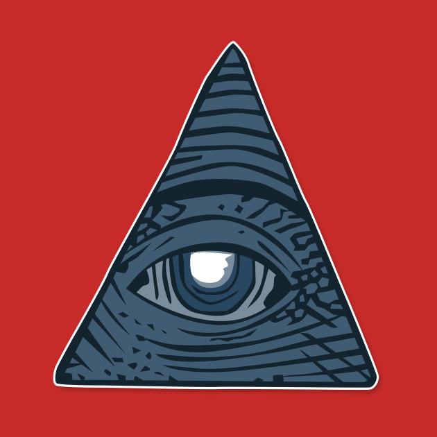 Illuminati All Seeing Third Eye