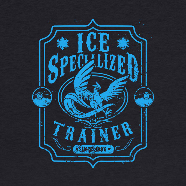 ICE SPECIALIZED TRAINER