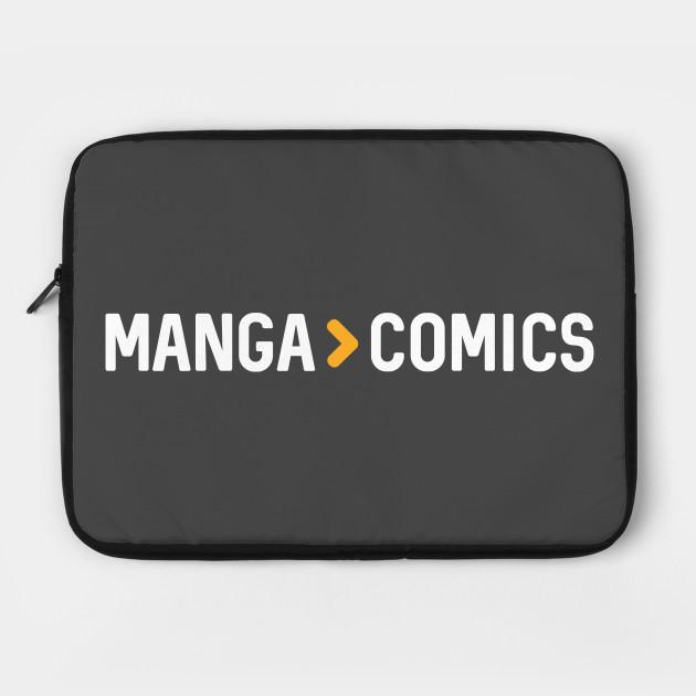 Manga > Comics