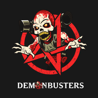 Demonbusters t-shirts