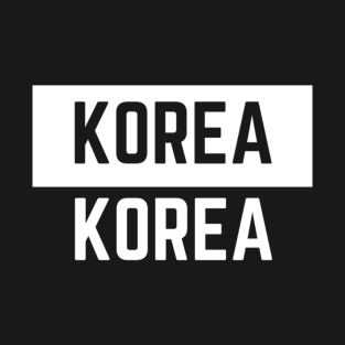Korea Gifts and Merchandise | TeePublic
