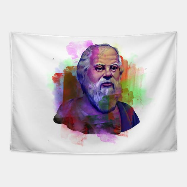 Painting Art of Socrates