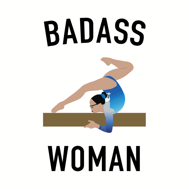 BADASS WOMAN