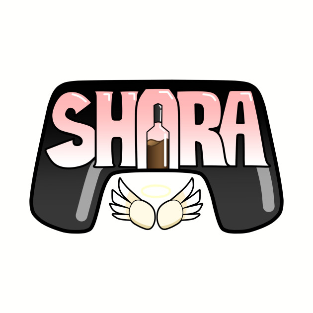 Shara with Wings