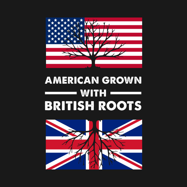 American With British Roots