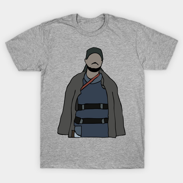 Omar comin\' - The Wire - T-Shirt | TeePublic