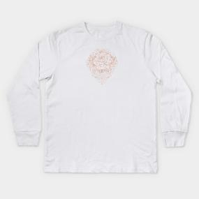 67cc35e0 Rosegold Kids Long Sleeve T-Shirts | TeePublic