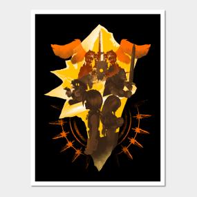 Final Fantasy 9 Posters And Art Prints Teepublic