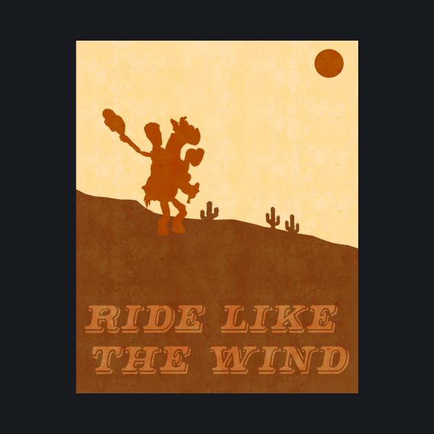Ride Like The Wind