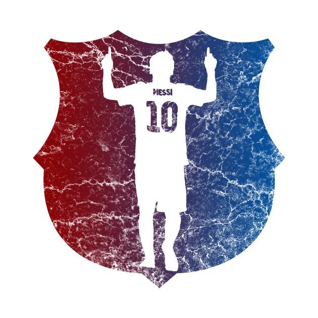 Messi (Barcelona Colors)