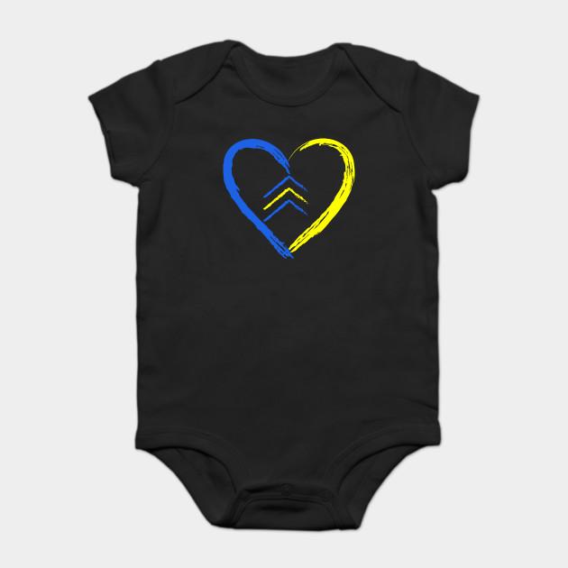 ec3f4ffc3602f Love World Down Syndrome Awareness Day Love 3 Arrows Shirt - Down ...