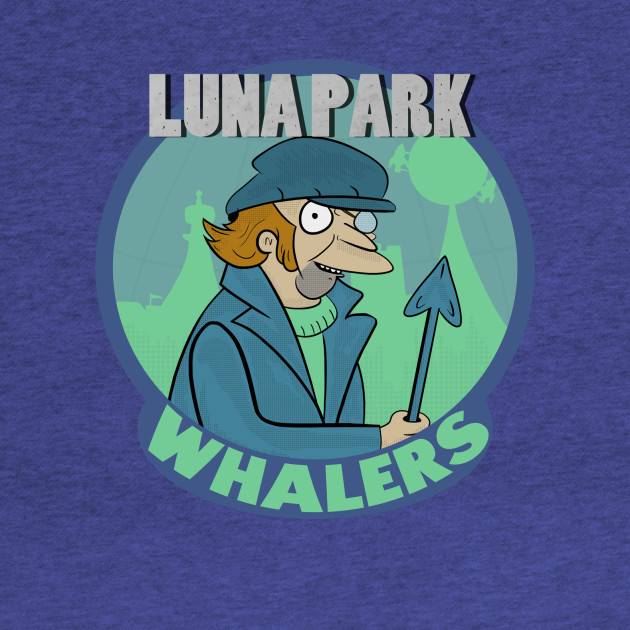 Intergalactic Blernsball League: The Whalers