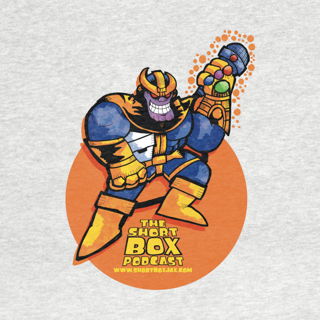 The Shortbox Podcast: Thanos Edition